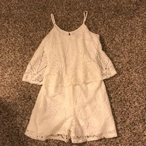 Other - White romper